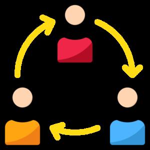 Conexão de pessoas